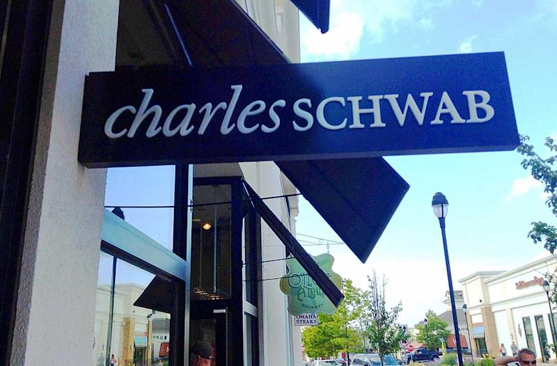Charles Schwab eyes purchase of TD Ameritrade