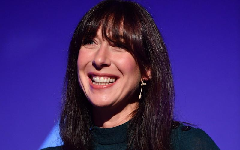 Samantha Cameron made the suggestions at the Telegraph's Women Mean Business Live event - PAUL GROVER FOR THO TELEGRAPH