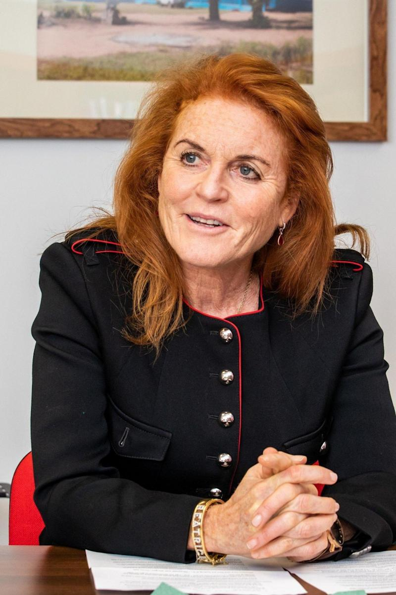 Sarah Ferguson said her daughter has invited the doctor who performed the life-changing operation on her