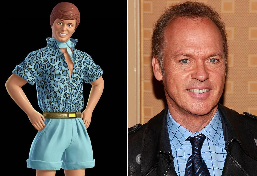 "KEN/<a href=""http://movies.yahoo.com/movie/contributor/1800019083"">MICHAEL KEATON</a>  Michael Keaton is an old Pixar hand, having played Chick Hicks in ""<a href=""http://movies.yahoo.com/movie/1808626781/info"">Cars</a>"" and reprising the role in next year's ""<a href=""http://movies.yahoo.com/movie/1810015860/info"">Cars 2</a>."" In the meantime, he plays everyone's favorite plastic heartthrob, Ken."