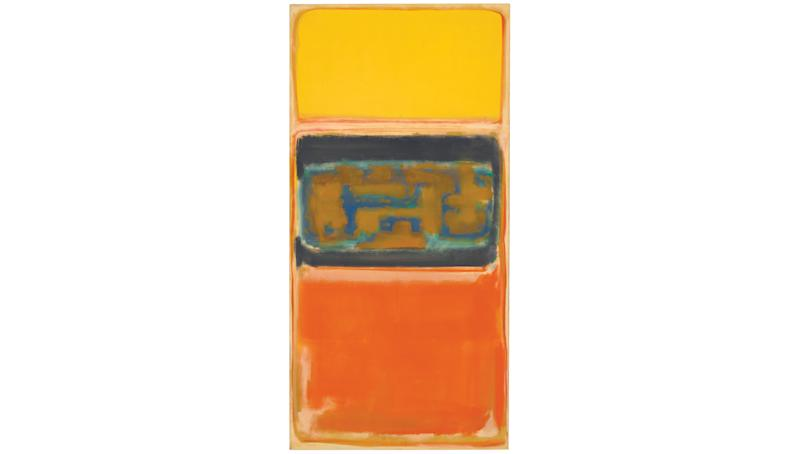 Works by Rothko and Rauschenberg Are Expected to Command Millions at Auction