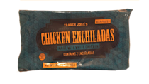 <p>My main qualm with these is that they didn't heat very easily, but other than that, they're just what you'd expect. Add a little salsa or hot sauce for more flavor.</p>