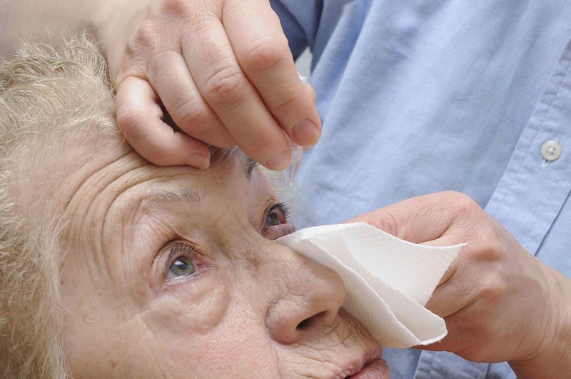 Dry eye can cause real problems. Source: Getty