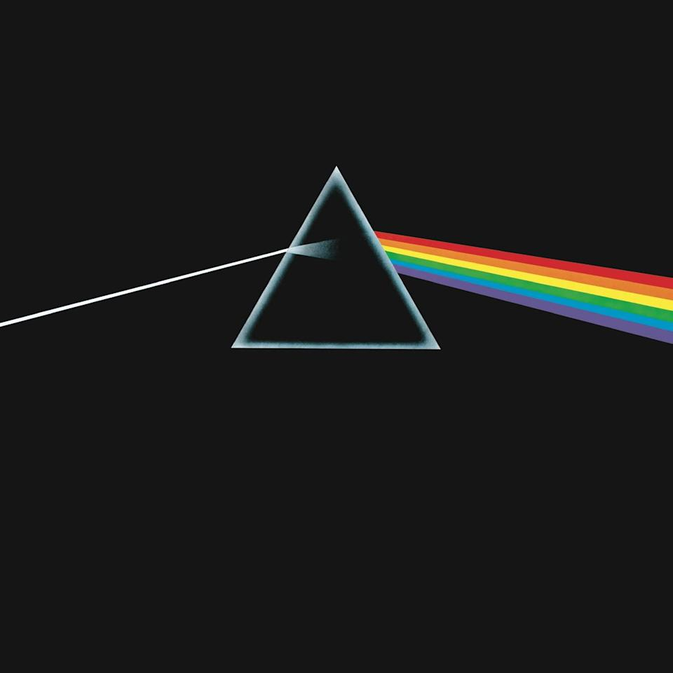 Pink Floyd, The Dark Side Of The Moon (Vinyl)