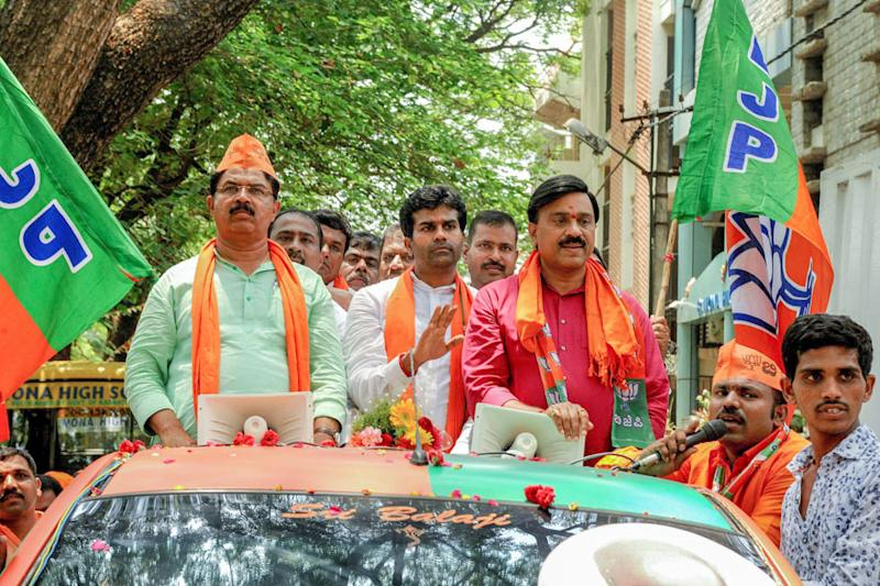 Backing on the Scam-tainted Bellary Reddys Has Brought Mixed Fortunes for the BJP