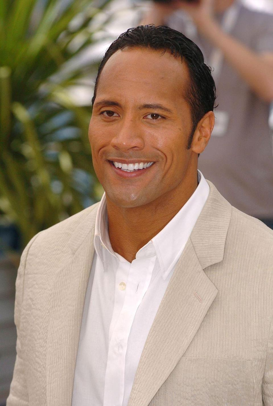 <p><strong>Hair</strong></p><p>Back in 2006, the Rock was at the beginning of his successful acting career, and actually had a full head of hair. </p>