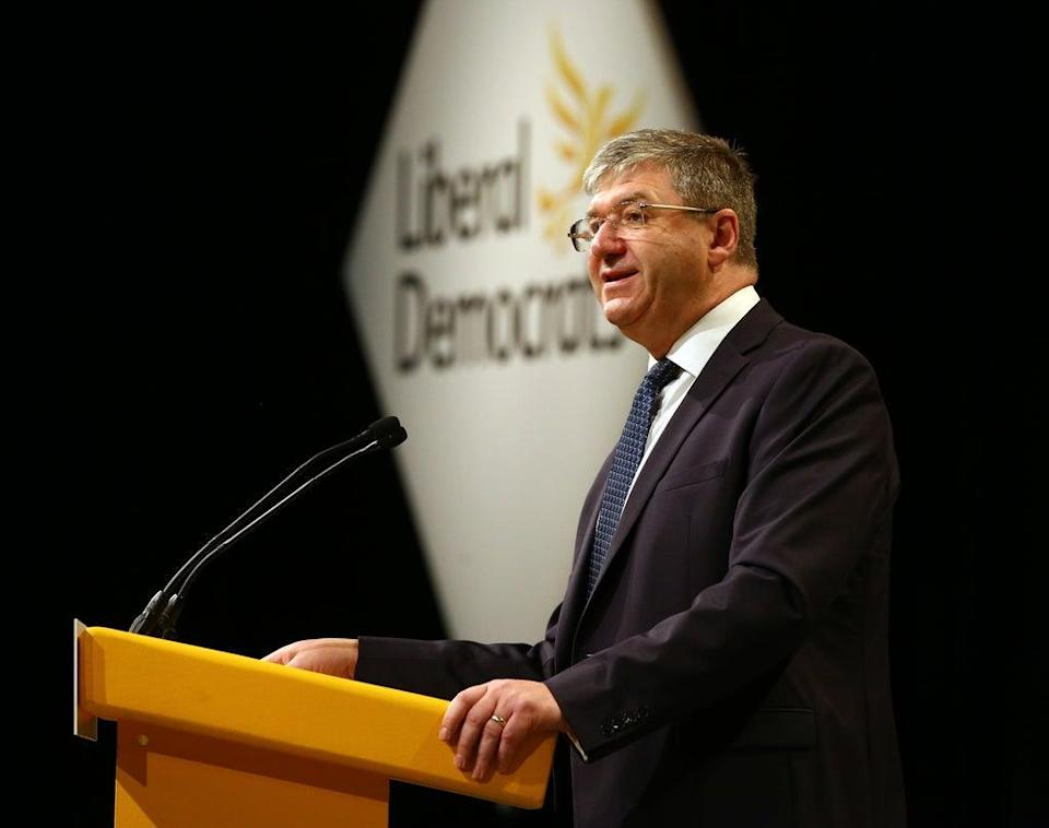 Alistair Carmichael will hit out at the Government's immigration policy (Gareth Fuller/PA) (PA Archive)