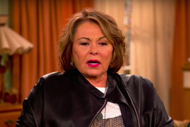 Roseanne Barr Apologizes for Racist Valerie Jarrett Tweet