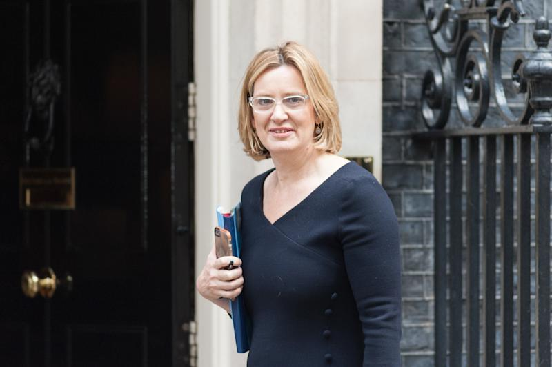 "Amber Rudd has said ""real people"" do not want secure end-to-end encryption on messaging services."