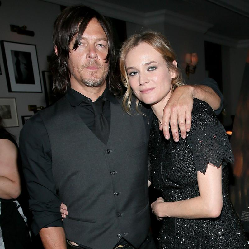 The Beginning of Norman Reedus and Diane Krugers