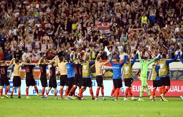 Croatia claimed a vital win over Hungary