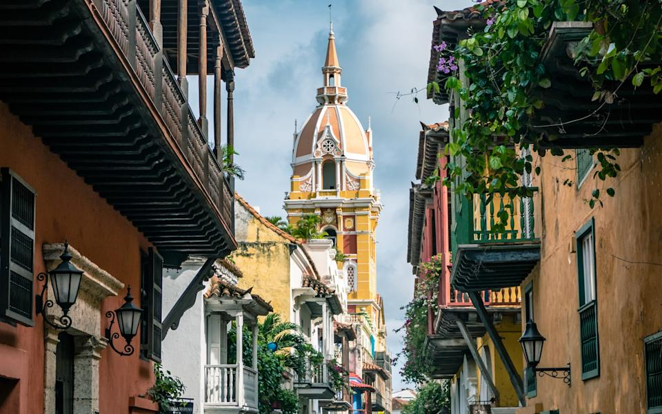 Cartagena is like Havana, with fewer cliches - getty