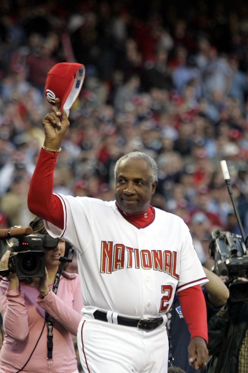 best sneakers 72c67 adb97 Reaction to the death of baseball great Frank Robinson