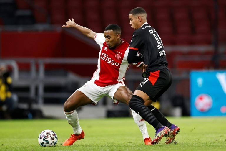 Ajax are top of the Eredivisie, a competition they have won a record 34 times