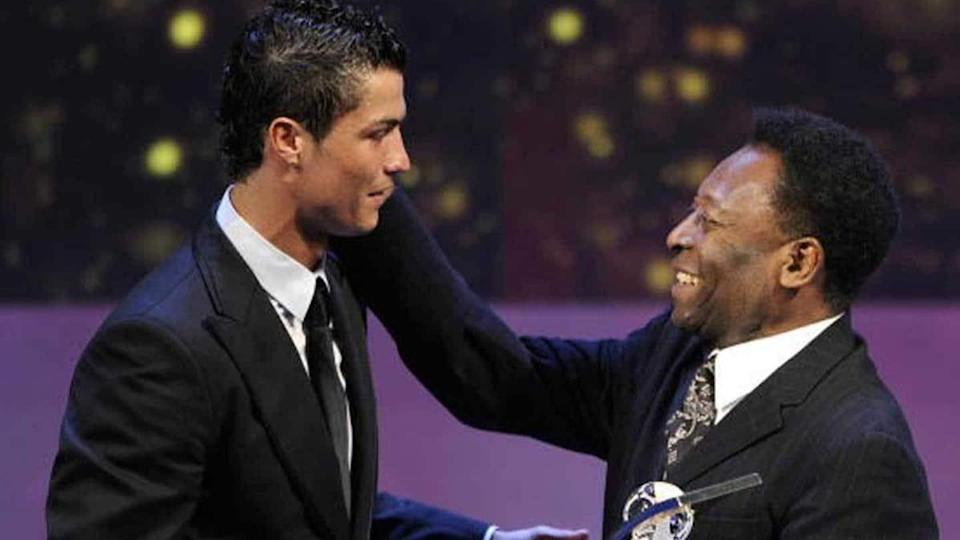 Serie A: Ronaldo scores hat-trick, breaks all-time record of Pele