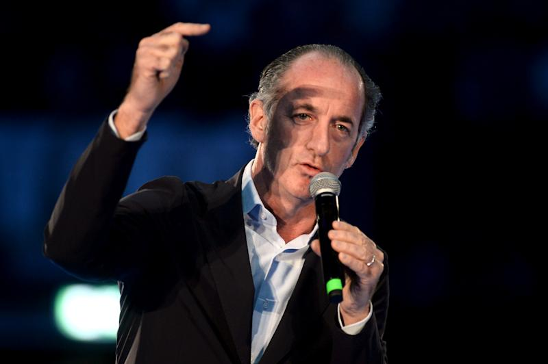 Luca Zaia (Photo by Roberto Serra - Iguana Press/Getty Images)