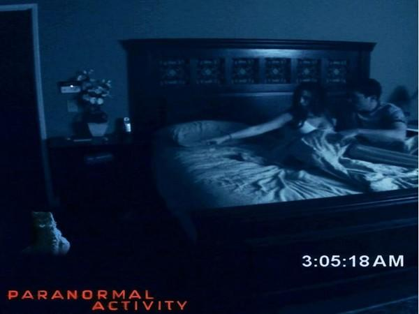 'Paranormal Activity' (Image source: Instagram)