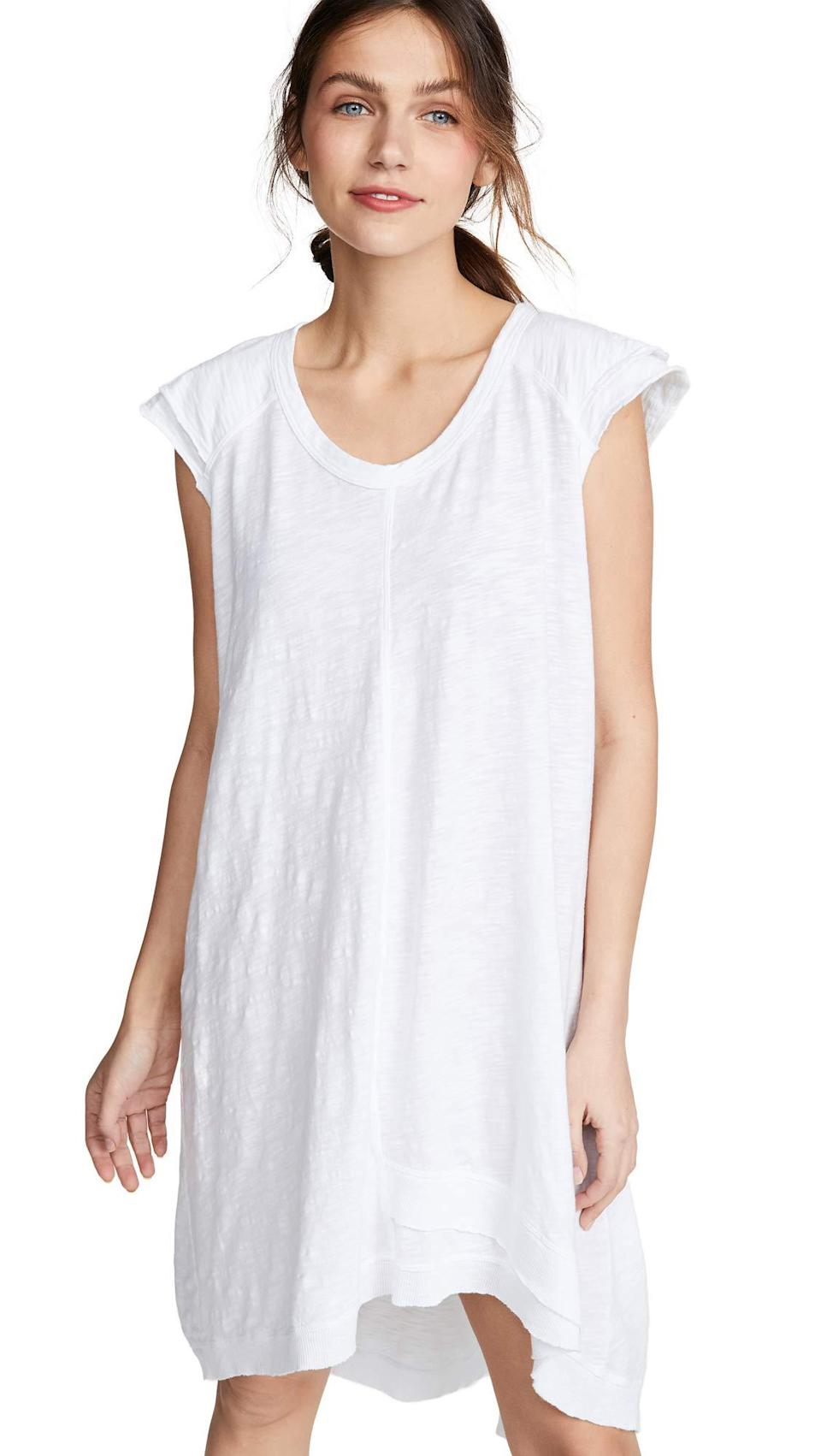 """<br> <br> <strong>Wilt</strong> Women's T-Shirt Dress, $, available at <a href=""""https://amzn.to/368MmlZ"""" rel=""""nofollow noopener"""" target=""""_blank"""" data-ylk=""""slk:Amazon"""" class=""""link rapid-noclick-resp"""">Amazon</a>"""