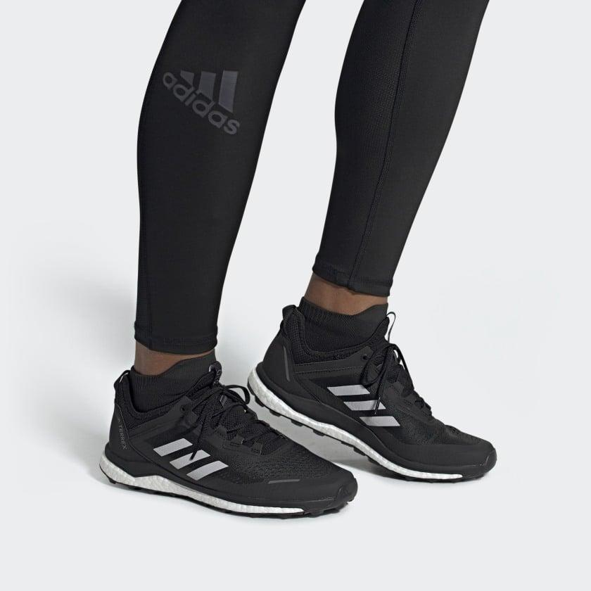 <p>For a comfortable run and good traction, go for these <span>Adidas Terrex Agravic Flow Shoes</span> ($130). Reviewers also love the versatility of the style.</p>
