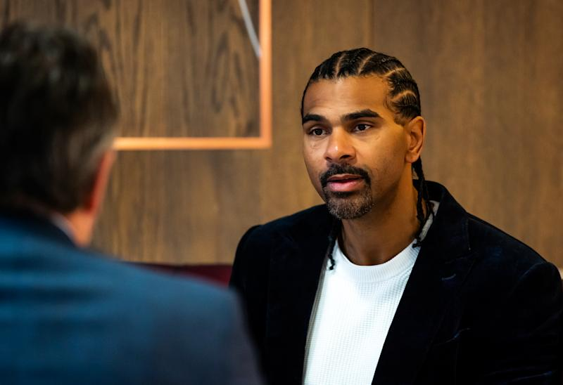 Haye knows all about what is takes to become a heavyweight champion after memorably toppling Nikolai Valuev in Nuremberg in 2009