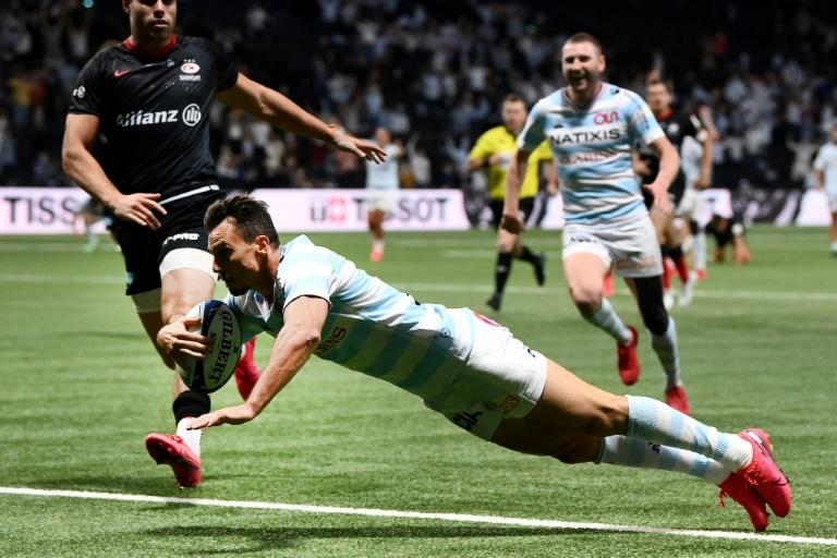 Racing-Exeter European final after late Imhoff try, Simmonds' points