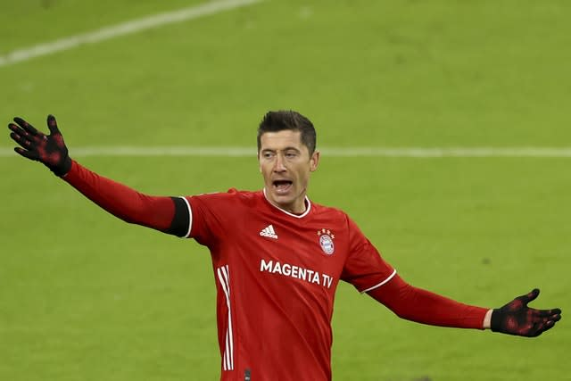 Robert Lewandowski has arguably been the best player in the world in 2020