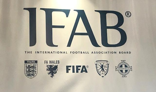 IFAB's decision-makers are drawn from the four British associations and FIFA