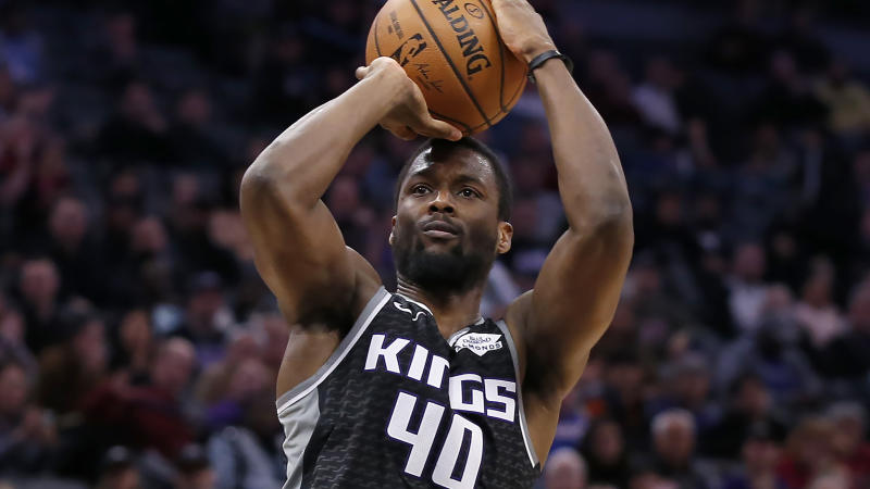 Sacramento Kings forward Harrison Barnes
