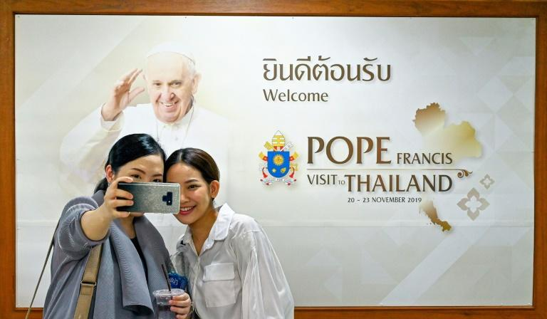 Pope Francis is due in Thailand later this week