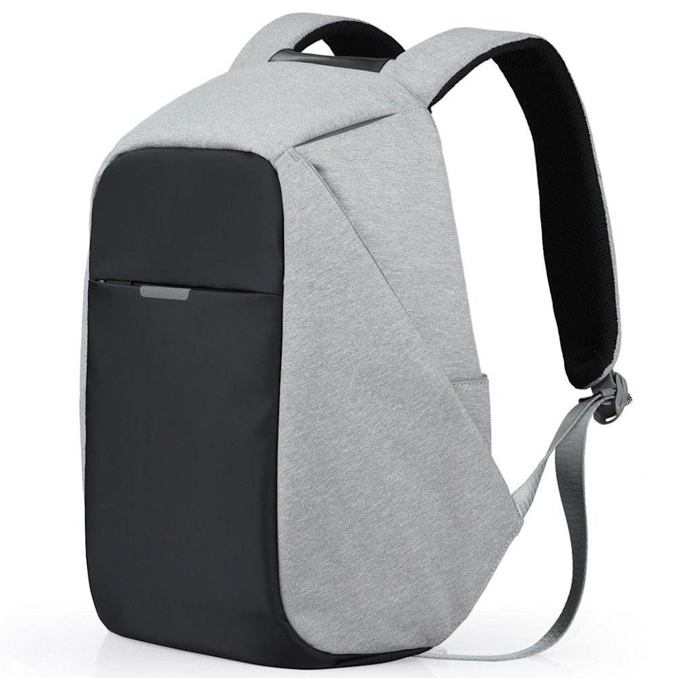 <p>Travel in style thanks to this convenient <span>Oscaurt Antitheft Travel Backpack</span> ($32). </p>