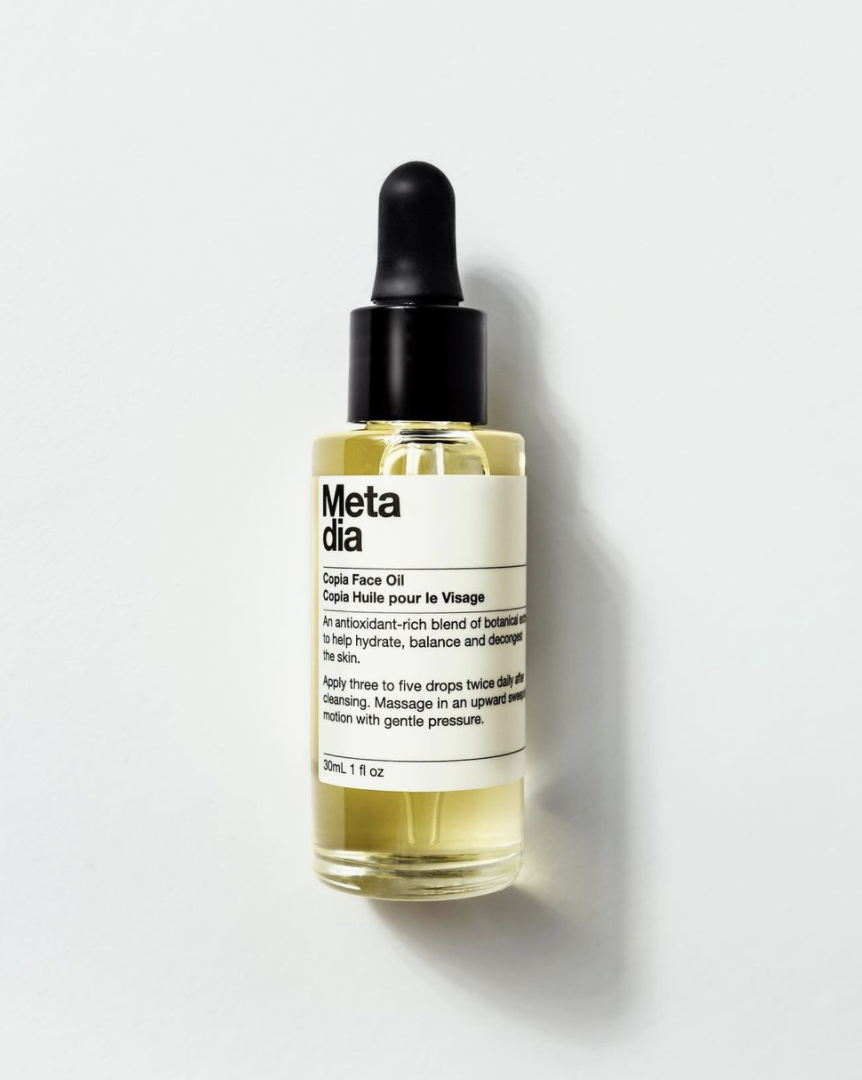Metadia - A Black-owned Canadian owned business that specializes in personal care products.  (Image via Metadia)
