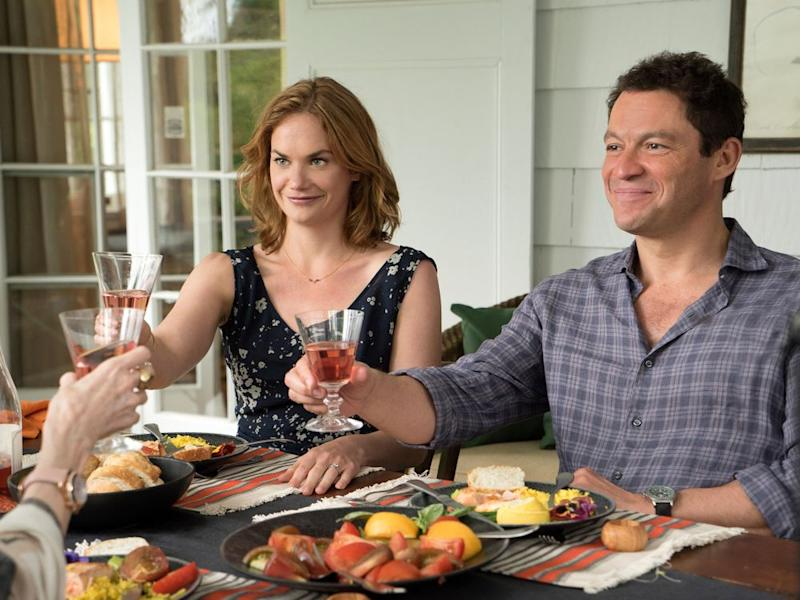 Ruth Wilson and Dominic West onThe Affair | Mark Schafer/SHOWTIME
