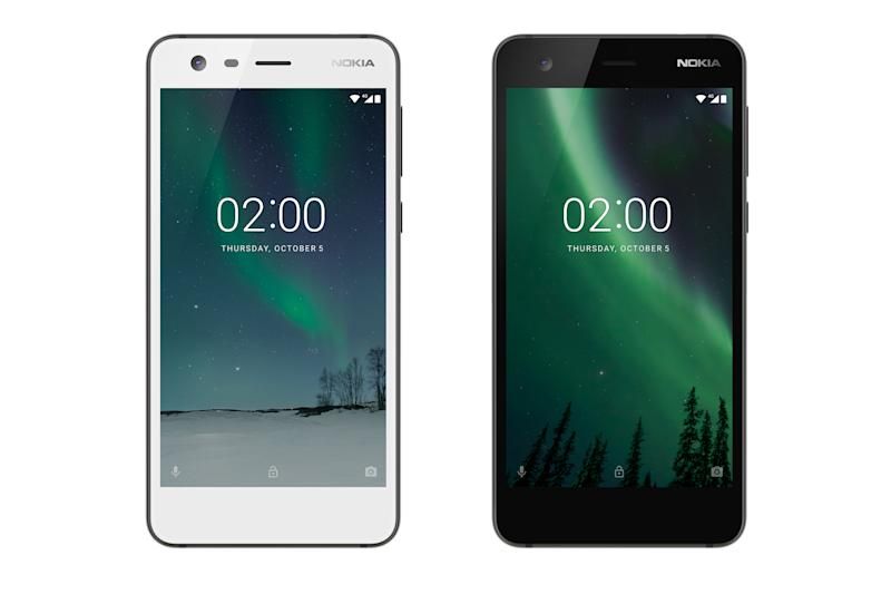 Nokia launches new budget phone with two-day battery life
