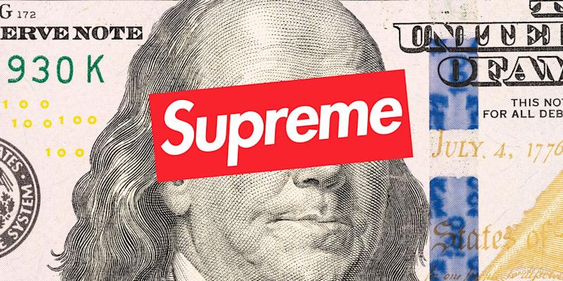 Supreme Is Being Bought by the Company Behind Vans and The North Face for a Whopping $2.1 Billion