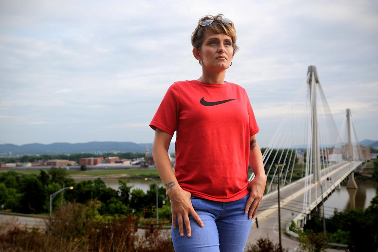 Linda Mills, 34, says she was trafficked by Phil Malone, 64, when she was 15. He promised her a modeling contract in Chicago. Instead, she became a prostitute for a handler. She says Malone also took nude photos of her and had sexual relations. Malone is a former Scioto County Sheriff's dispatcher and former probation officer with the city of Portsmouth. He was fired from both jobs. Malone denies all allegations. Rumors have long circulated in the small city of Portsmouth about men in power taking advantage of vulnerable women. Michael Mearan, prominent Portsmouth attorney, is part of an 80-page affidavit created by the Drug Enforcement Administration in 2015 to obtain permission to wiretap several phone, including Mearan's. It alleges he is part of a sex trafficking network.