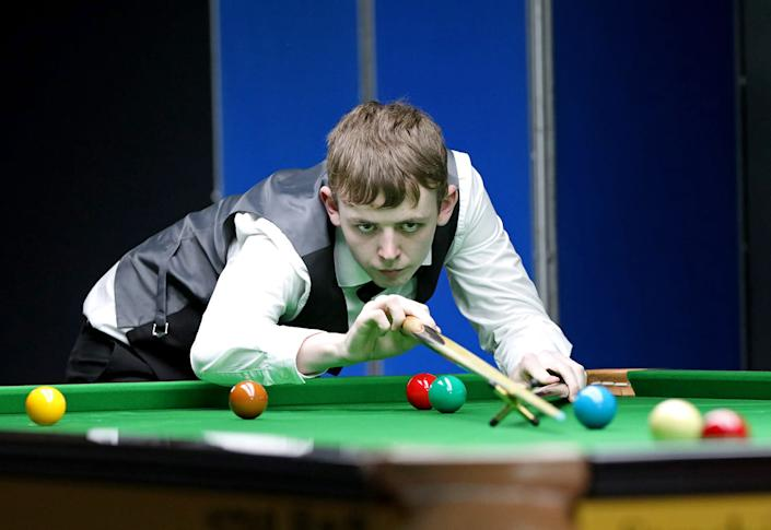 Jamie Wilson has qualified for the professional tour at the age of 16 (Matt Huart/WPBSA)