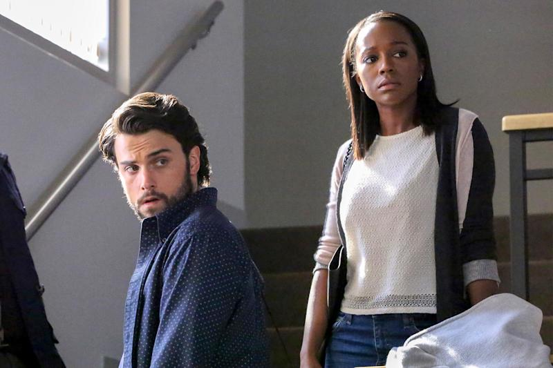 How to Get Away With Murder final season will delve into Connor and Michaela's ties to Annalise