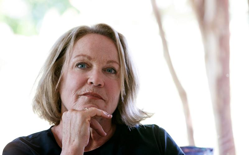 Retired opera singer Patricia Wulf at home in Virginia - AP Photo/Jacquelyn Martin