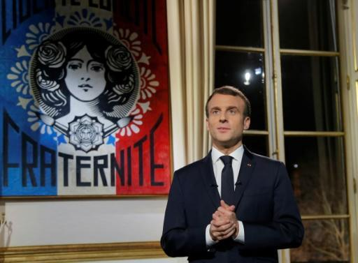 """The """"yellow vest"""" protests have caused the biggest political crisis of Macron's 20-month presidency"""