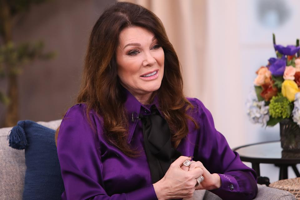 Lisa Vanderpump opens up about Stassi Schroeder, Kristen Doute and Jax Taylor firings from Vanderpump Rules.