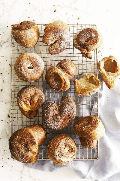 """<p>Infused with pumpkin spice, these delicious and bready treats taste the way fall feels: magical.</p><p><em><strong>Get the recipe at <a href=""""https://www.goodhousekeeping.com/food-recipes/dessert/a40396/pumpkin-popovers-recipe/"""" rel=""""nofollow noopener"""" target=""""_blank"""" data-ylk=""""slk:Good Housekeeping"""" class=""""link rapid-noclick-resp"""">Good Housekeeping</a>.</strong></em></p>"""