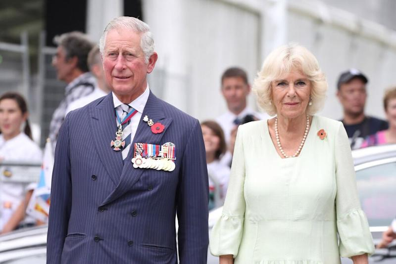 Prince Charles and Camilla, Duchess of Cornwall | Chris Jackson/Getty Images