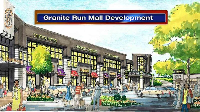 Granite Run Mall Getting A Second Life With Retail Apartments