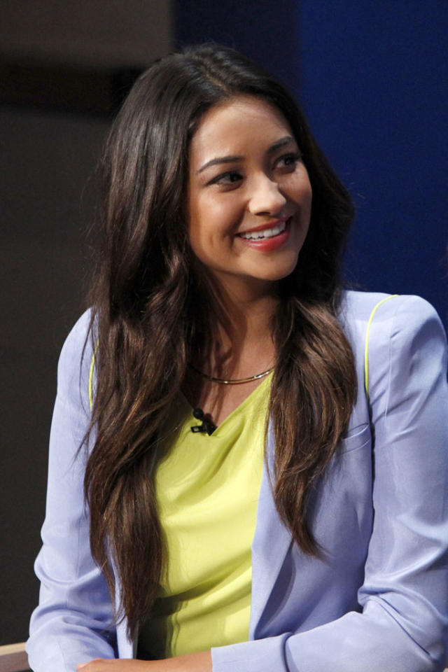 """Shay Mitchell attends The Paley Center For Media Presents An Evening With """"Pretty Little Liars"""" at The Paley Center for Media on June 10, 2013 in Beverly Hills, California."""