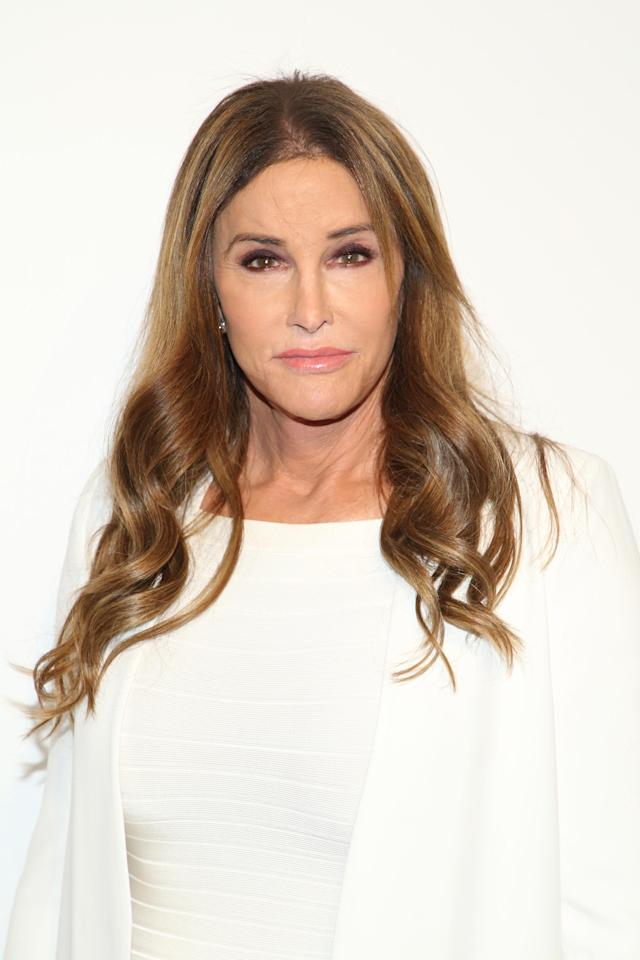 Caitlyn Jenner attends the 28th Annual Elton John AIDS Foundation Academy Awards Viewing Party Sponsored By IMDb, Neuro Drinks And Walmart on February 09, 2020 in West Hollywood, California. (Photo by Phillip Faraone/FilmMagic)