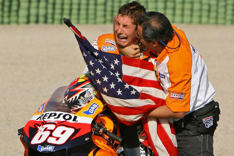 "2006 - Nicky Hayden, Honda<span class=""copyright"">Repsol Media</span>"