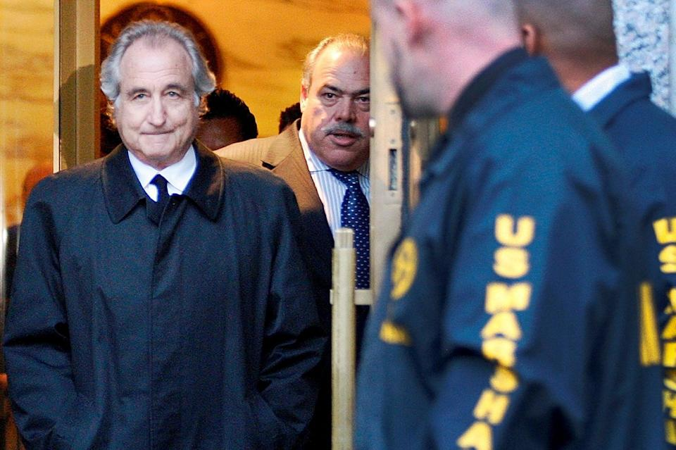 Madoff pleaded guilty to orchestrating the largest Ponzi scheme inAP