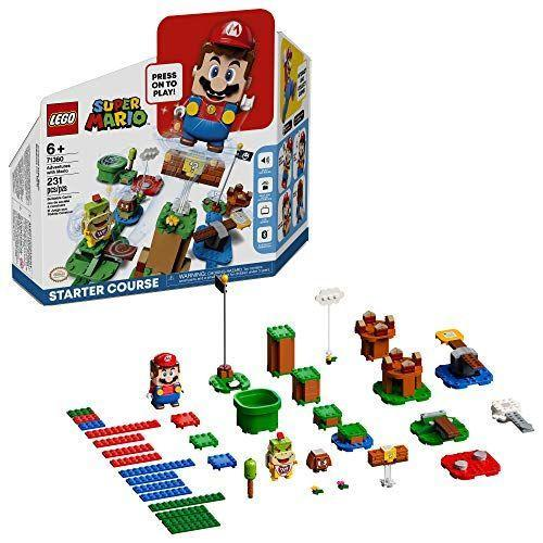 "<p><strong>LEGO</strong></p><p>amazon.com</p><p><strong>$59.95</strong></p><p><a href=""https://www.amazon.com/dp/B085878WLK?tag=syn-yahoo-20&ascsubtag=%5Bartid%7C10055.g.29537582%5Bsrc%7Cyahoo-us"" rel=""nofollow noopener"" target=""_blank"" data-ylk=""slk:Shop Now"" class=""link rapid-noclick-resp"">Shop Now</a></p><p>This brings screen time into the real world, with LEGO bricks that can make different Super Mario levels. <strong>Mario has an embedded speaker and an LED screen in eyes, mouth and belly</strong>, so he can react as he goes through the different levels. In a coordinated app, Mario can collect virtual coins as he goes through the physical levels and challenges. <em>Ages 6+</em></p><p><strong>RELATED:</strong> <a href=""https://www.goodhousekeeping.com/childrens-products/toy-reviews/a34370433/good-housekeeping-toy-awards-2020/"" rel=""nofollow noopener"" target=""_blank"" data-ylk=""slk:The 2020 Good Housekeeping Best Toy Awards"" class=""link rapid-noclick-resp"">The 2020 Good Housekeeping Best Toy Awards</a><br></p>"