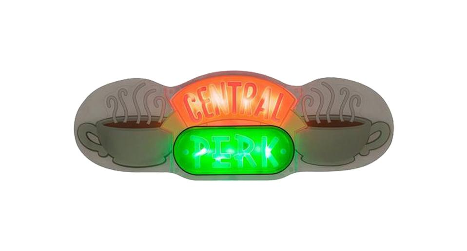 Friends Central Perk neon sign