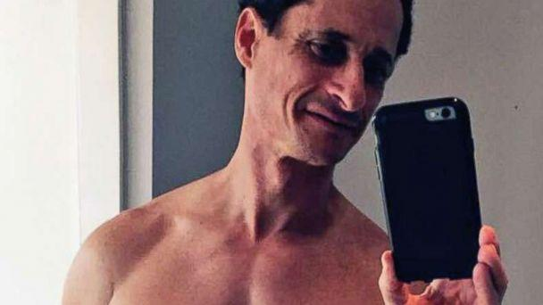 PHOTO: Anthony Weiner is pictured in an undated self-portrait that was  released in